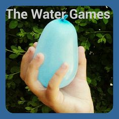 15 Fun Water Games!