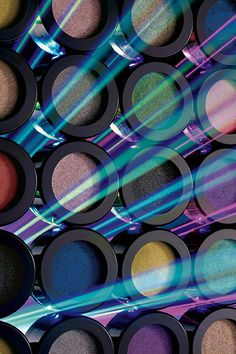 MAC - Electric Cool #beauty #makeup