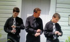 Synchronized watches...what watches..lol.