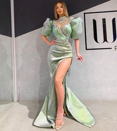 Long Sleeve Evening Gowns, Evening Dresses, 15 Dresses, Fashion Dresses, Wedding Dresses, Dress Up, Bodycon Dress, Fashion Killa, Designer Dresses