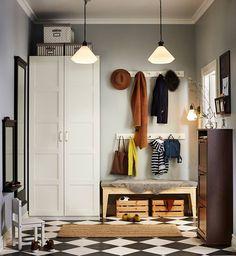 2 tiers of hooks | Ikea