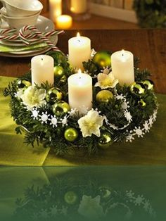 adventskranz on pinterest advent wreaths advent and. Black Bedroom Furniture Sets. Home Design Ideas