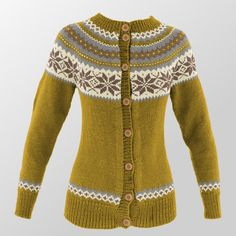 Fargevelger for strikking av Nancy Fair Isle Knitting, Bunt, Colours, Jumpers, Inspiration, Clothes, Women, Style, Fashion