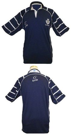 Olorun Authentic Italy v Scotland Winners Vintage Rugby Shirt S-4XL