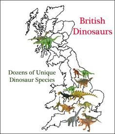 "Over 100 different dinosaur species have been described from fossils found in the British Isles. This inspires a new television series ""Dinosaur Britain""."