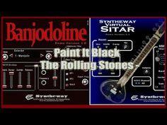 Paint It Black (The Rolling Stones) Syntheway Virtual Sitar and Banjodoline Electric Mandolin VST Plugins #IndianMusic #RagaRock #TheRollingStones #BrianJones #MickJagger #KeithRichards #Aftermath #Syntheway #Sitar #IndianSitar #SitarVST #SitarVSTi #VirtualSitar #ElectricMandolin #VirtualElectricMandolin #ElectricMandolinVST #VirtualBanjo #VirtualMandolin #MandolinVST #BanjoVST  #FLStudio #Cubase #AbletonLive #StudioOne #REAPER #SONARX3 #CakewalkSONAR #GarageBand #LogicPro #LogicProX