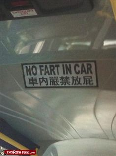 Flatulence automatically doubles the emissions, right?