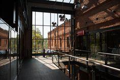 Budynek Atrium - pierwsze piętro