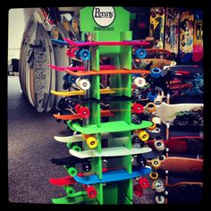 New Penny Skate Board Colors