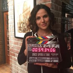 Lana Parrilla (@lparrilla)  Instagram: «Had the greatest time directing #onceuponatime I'm so grateful and honored to have had this…»