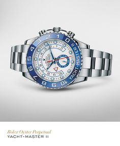 ad78553e9fb Rolex Yacht-Master II 44 mm in 904L steel with a rotatable Ring Command  bezel