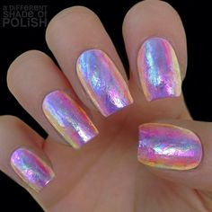 Opal Nails by adifferentshadeofpolish