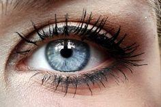 #makeup #eye #blueeyes #longlashes