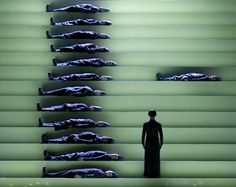 OPERATION : ORFEO A Visual Opera in Three Movements,1993 © Roberto Fortuna