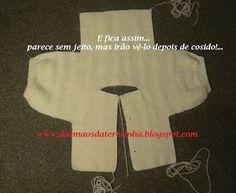 Casaco de tricô para bebé 0-3 meses, com PAP