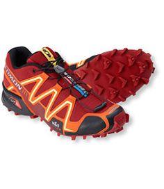 #LLBean: Men's Salomon SpeedCross 3 Trail Running Shoes