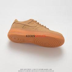 814980901 Nike Air Force 1 Low Flax Wheat AA4061-200