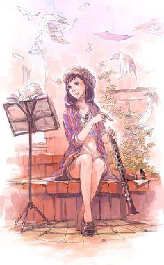 Ms. Clarinet