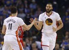 JaVale McGee explains his love for the Warriors positive environment