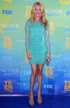 Cat Deeley - Teen Choice Awards 2011