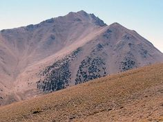 Boundary Peak is the highest point in Nevada at 13,146 ft.