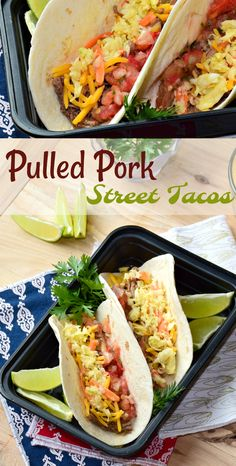 Pulled Pork Street Tacos - A Proverbs 31 Wife