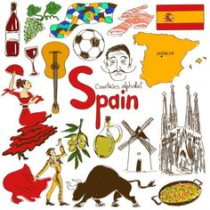 'S' is for Spain with this next alphabetical countries worksheet from KidsPressMagazine! #Geography #Spain #EuropeanCountries