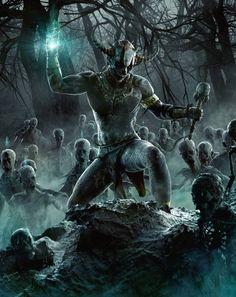 Diablo III Reaper of souls Contest by ourlak.deviantart.com on @deviantART