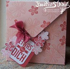 Box mit Flowershop - Stampin' Up!