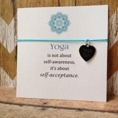 Karma Bracelet, Yoga Bracelet, Self Acceptance, Mindfulness, Sterling Silver, Trending Outfits, Unique Jewelry, Bracelets, Handmade Gifts