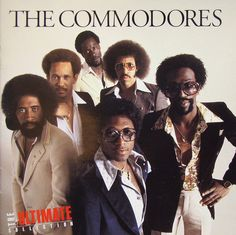 The Commodores- She's a brick house