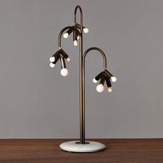Patrick Townsend Fleur Table Lamp