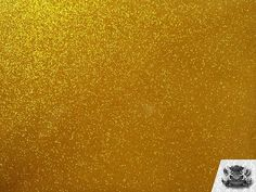 Vinyl Sparkle GOLDEN GALAXY Fake Leather by FabricEmpire on Etsy, $13.00