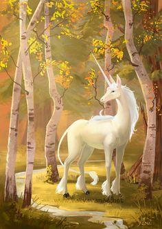 Licorne des Terres du Sud