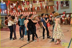 Grease: Live's Sandy: Julianne Hough Writes Sweet Note Before Tonight's Show!: Photo #3565614. Julianne Hough will be playing the iconic role of Sandy in tonight's production of Grease: Live on Fox and we can't wait to see her shine on screen!    The 27-year-old…
