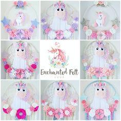 🦄Unicorns Unicorns🦄 I do 💖 love 💖 my Unicorns Some of my recent favourites 😊 🌸🦄🌸🦄🌸🦄 #unicorndecor #unicorn #unicornlove #unicornlover #etsyshop #shopetsy #etsyau #etsyseller #etsysellers #etsylent #etsyseller #etsysellerofinstagram #shopsmall #handmade #handmadeisbest #feltcraft #felt #feltflowers #dreamcatchers #dreamcatcher