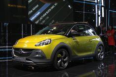 Targi Genewa 2014 | Opel Adam Rocks