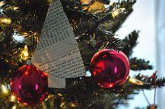 vintage Christmas decor