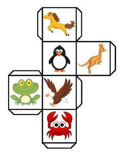 Abc Activities, Library Activities, Preschool Worksheets, Kindergarten Activities, Childhood Education, Kids Education, Teaching Kids, Kids Learning, Farm Animals Preschool