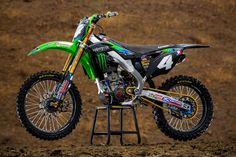 Teaser: 2013 Monster Energy/Pro Circuit/Kawasaki team photoshoot... - Moto-Related - Motocross Forums / Message Boards - Vital MX