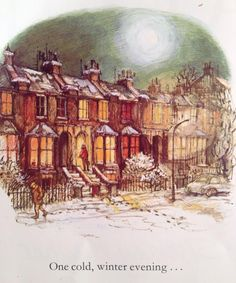 Shirley Hughes illustration