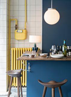 5 ways to decorate tour kitchen like a cozy Parisian café.