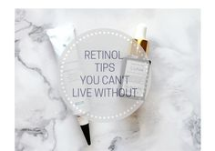 MY TOP 3 TIPS FOR LOVING YOUR RETINOL | Retinol increases cell turnover helping with acne, wrinkles, and hyperpigmentation. It stimulates collagen and elastin production, thickening the skin and slowing down the aging process and filling in fine lines. It even helps your skin stay hydrated and increases that glow.