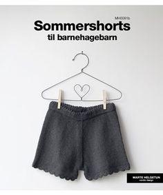 Barnehagebarn 1-6 år - Oppskrifter og materialpakker - Nettbutikk - Design by Marte Helgetun