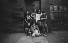 Prince Street Girls | New York (1976-2011) | Susan Meiselas