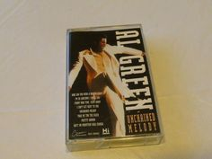 Al Green Unchained melody Pretty Woman Take me to River Cassette tape RARE     #Gospel