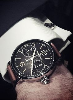 Bell & Ross - the dial looks so great
