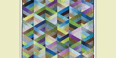Prism Strip Quilt