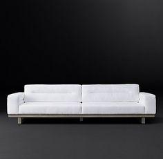 RH Modern's Durrell Fabric Sofa