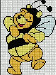 Bärchenbiene